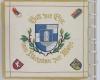 Gestickte Fahne Feuerwehr Gott zur Ehr von Fahnen-Kreisel