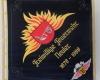 Gestickte Fahne der Freiwilligen Feuerwehr Neuler von Fahnen-Kreisel