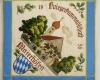 Gestickte Fahne für Kameradschaft_Kriegerkameradschaft Maierhofen 1956 von Fahnen-Kreisel