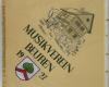 Gestickte Fahne für den Musikverein Beuren 1927 - Vorderseite - von Fahnen-Kreisel